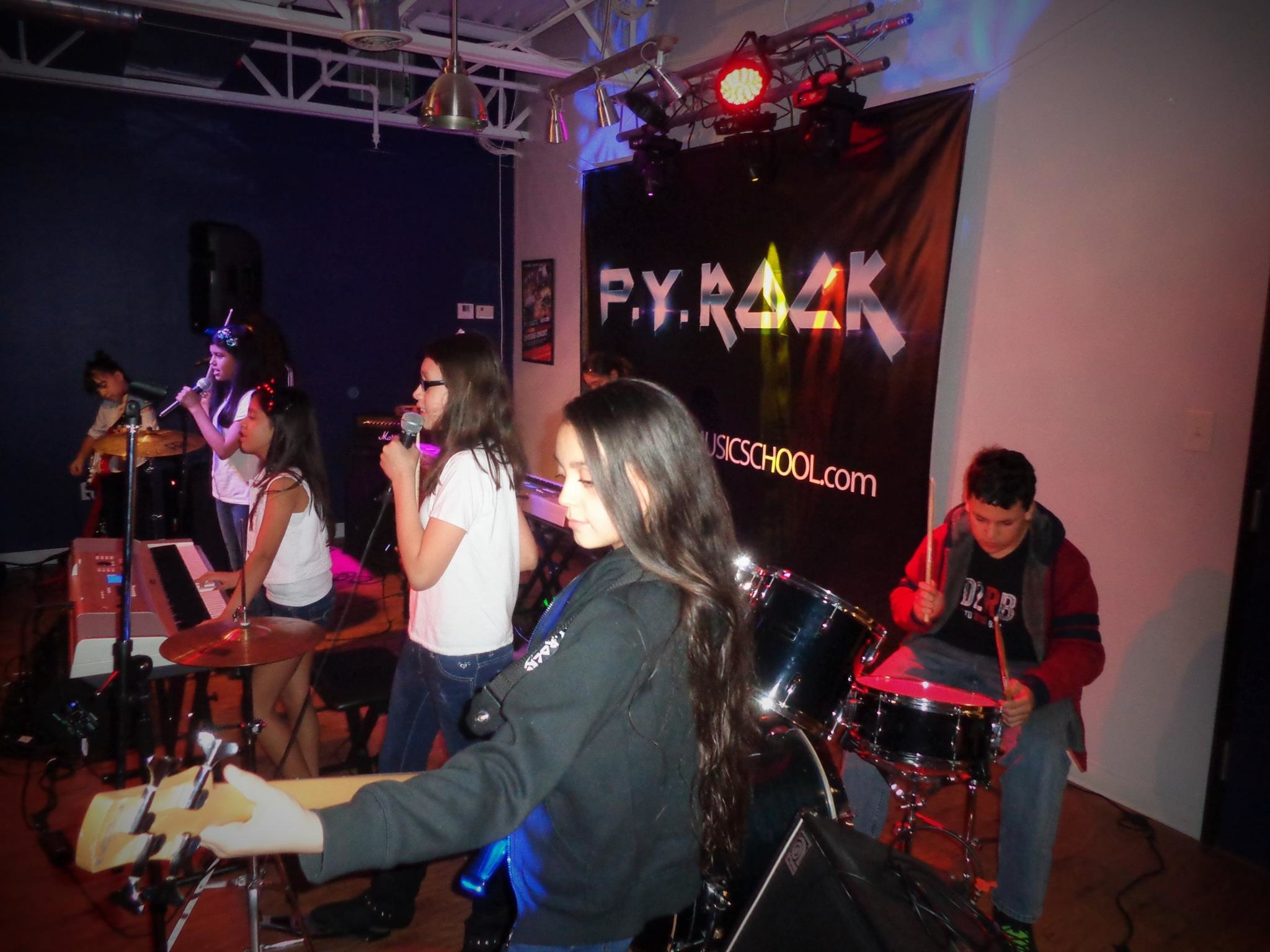 PY ROCK MUSIC SCHOOL image 4