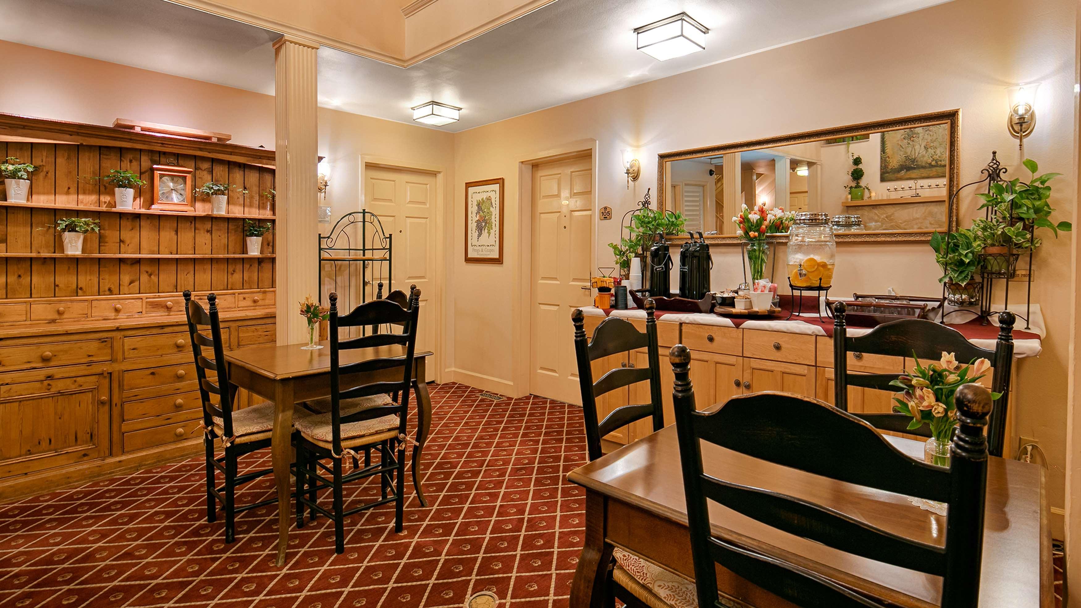 Best Western Plus Elm House Inn image 41