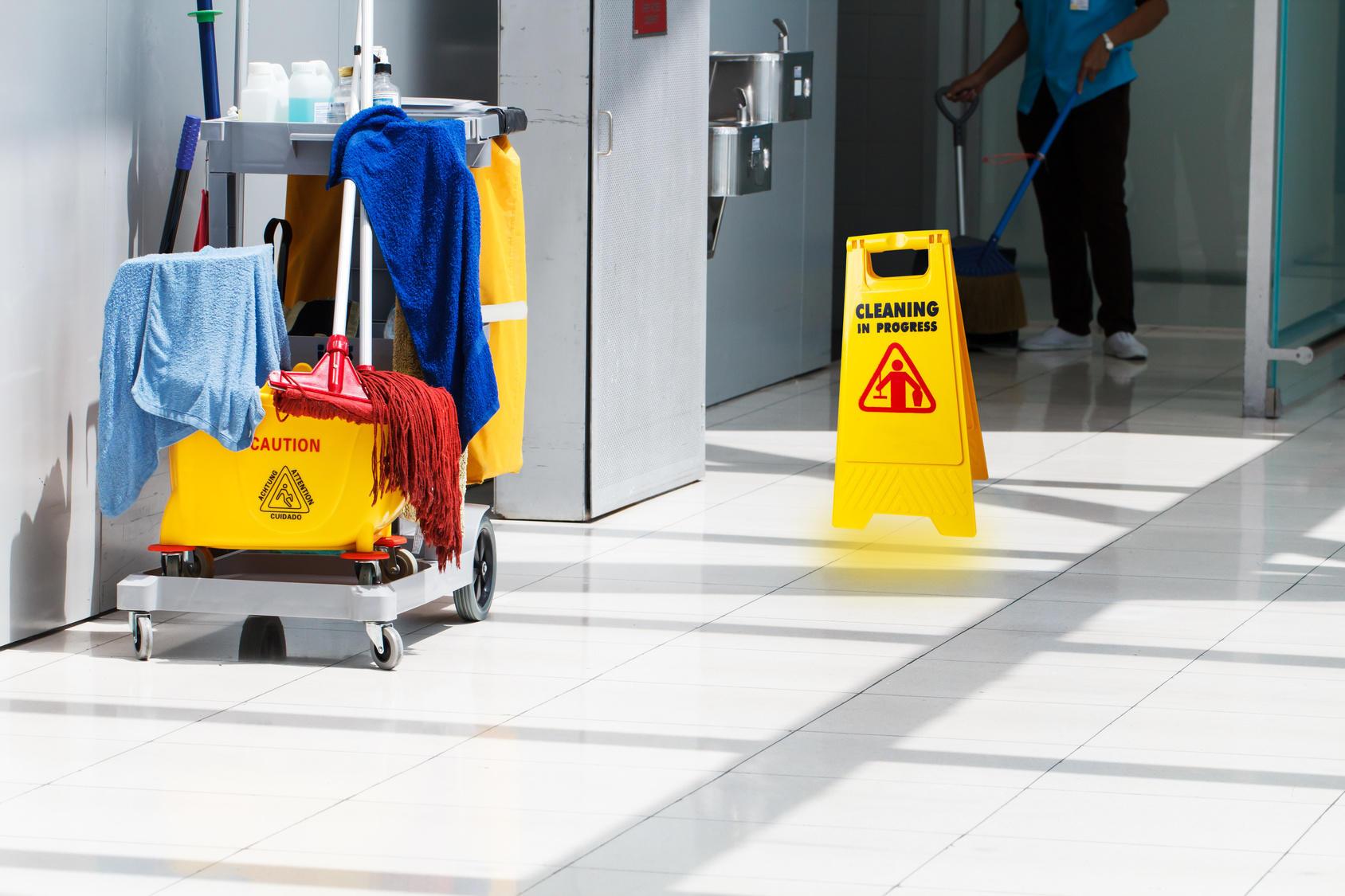 Clean Safe Facilities Management image 0