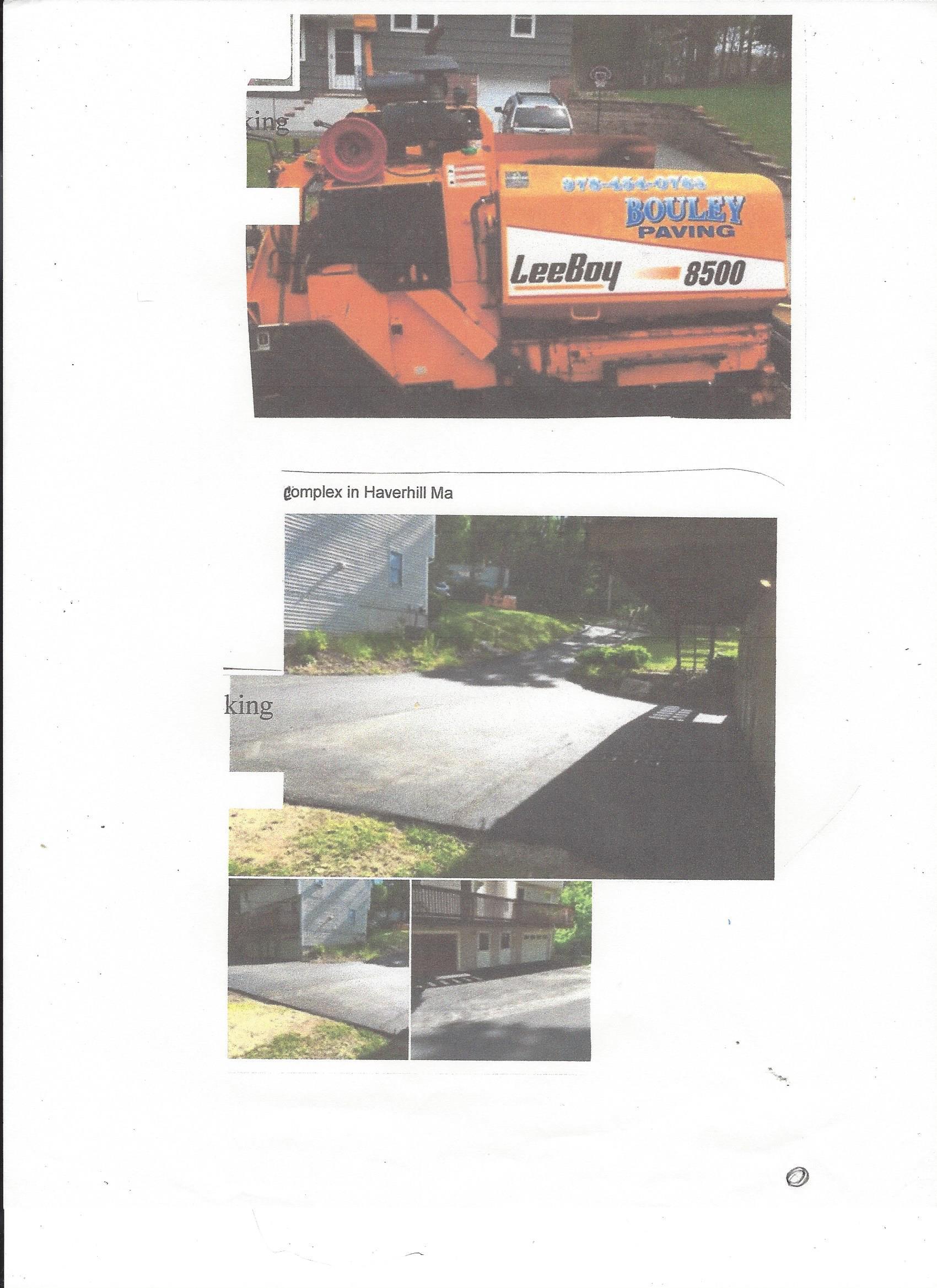 Bouley Trucking & Paving image 1