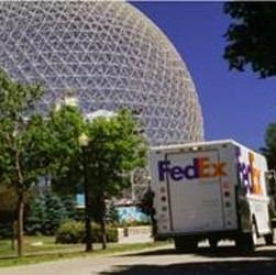 FedEx Ship Centre in Don Mills