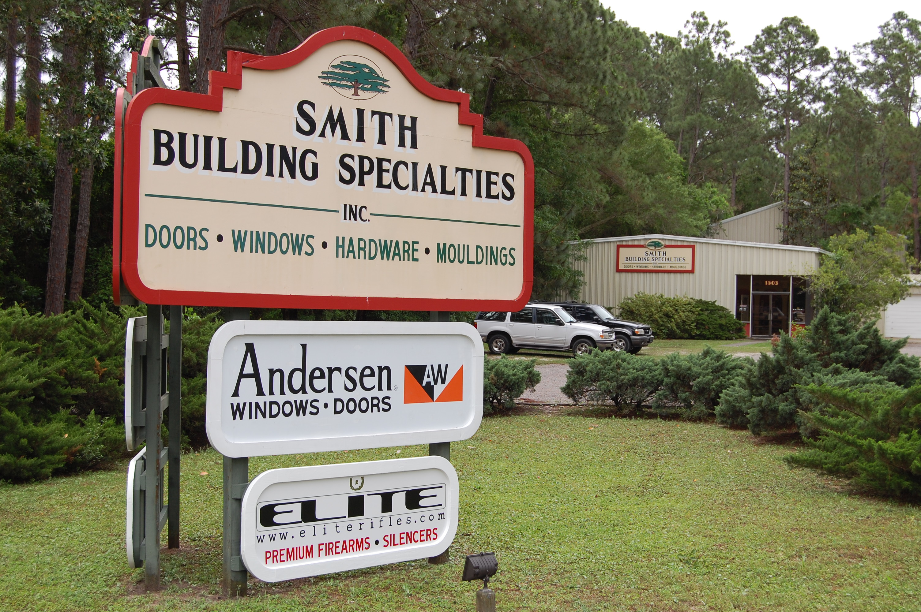 Smith building specialties panama city fl business for Smith house construction