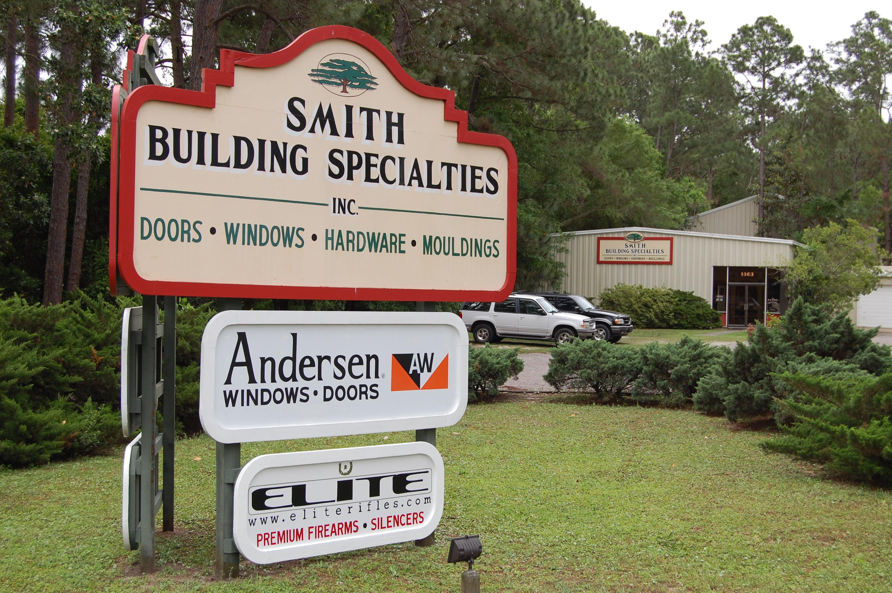 Smith Building Specialties Panama City Fl Business