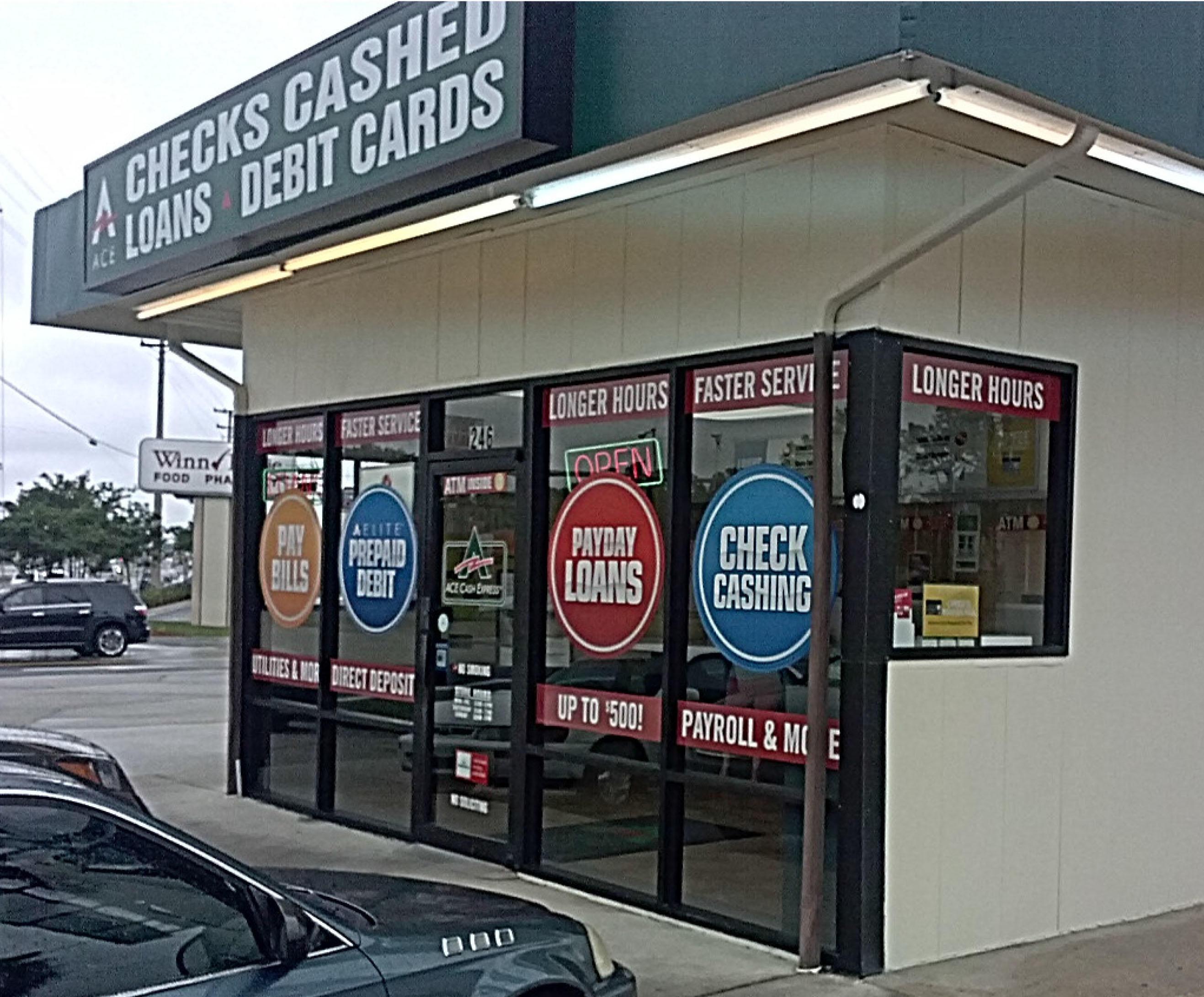 ACE Cash Express image 0