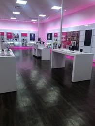 Interior photo of T-Mobile Store at Northpark Mall 4, Joplin, MO