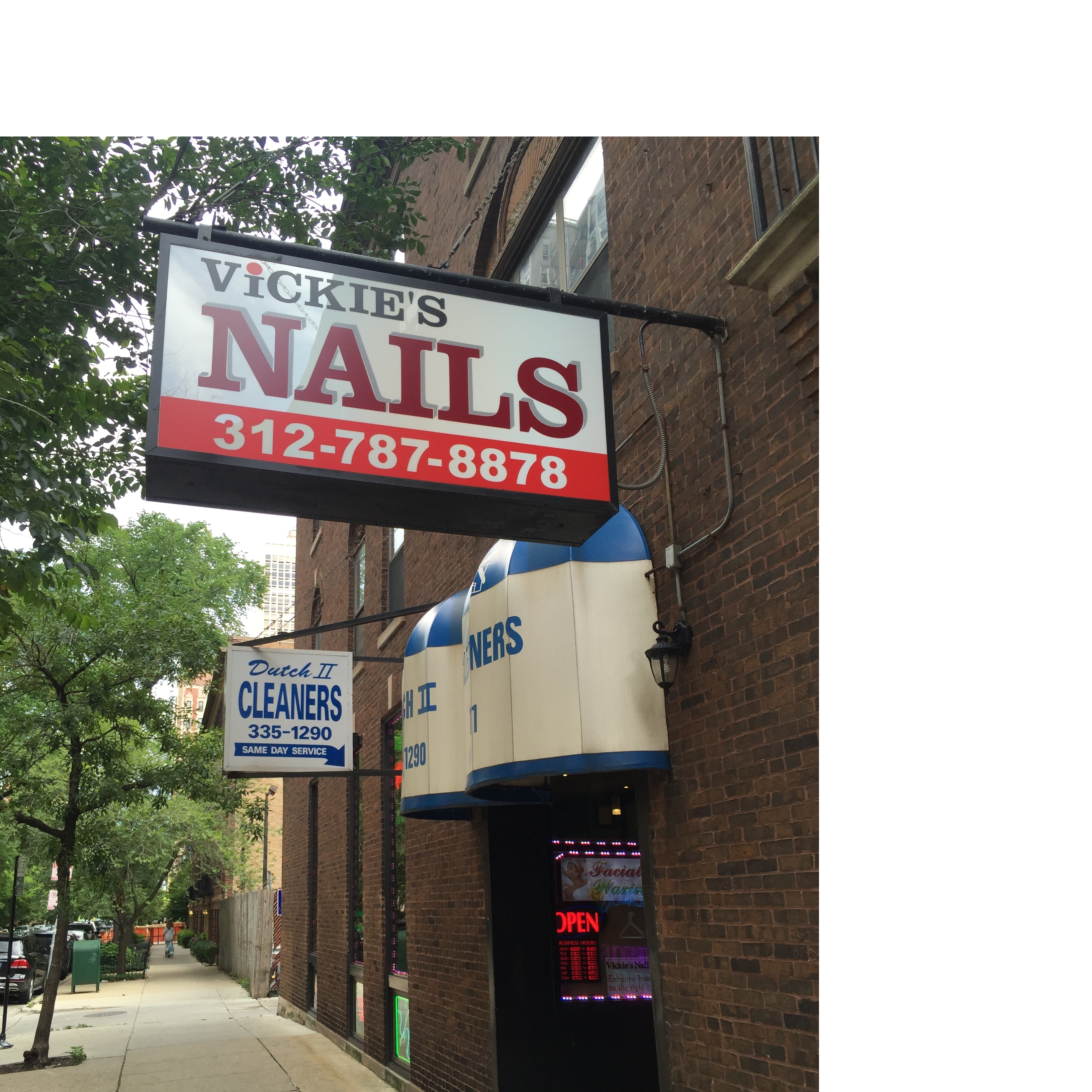 Fantasy Nails at 46 E Chicago Ave, Chicago, IL on Fave
