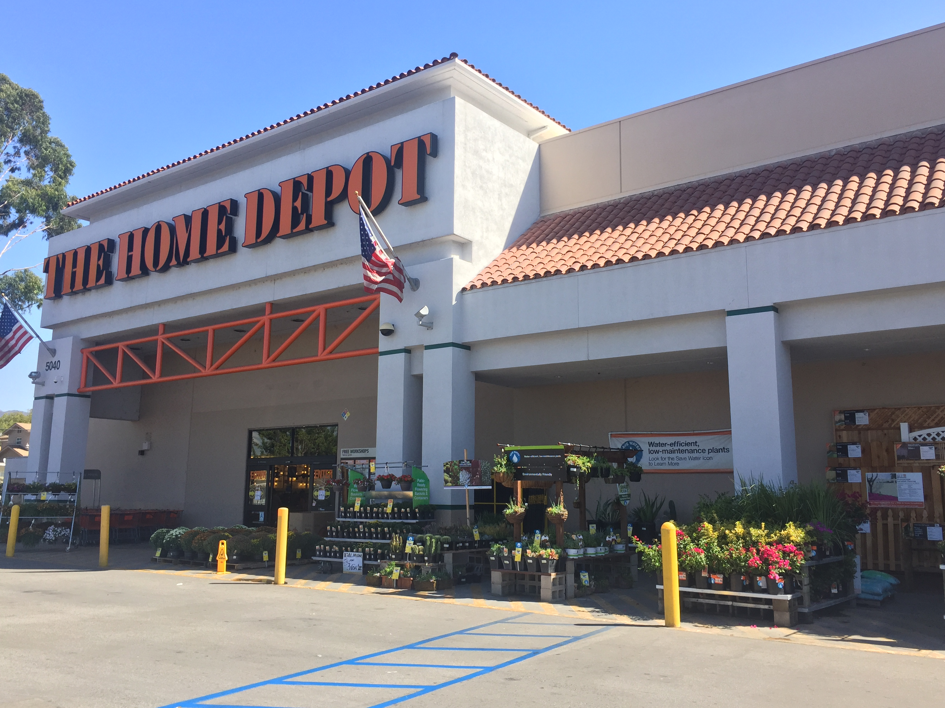 The Home Depot 5040 San Fernando Rd Glendale, CA Hardware Stores   MapQuest