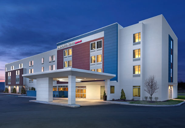 SpringHill Suites by Marriott Mt. Laurel Cherry Hill 1