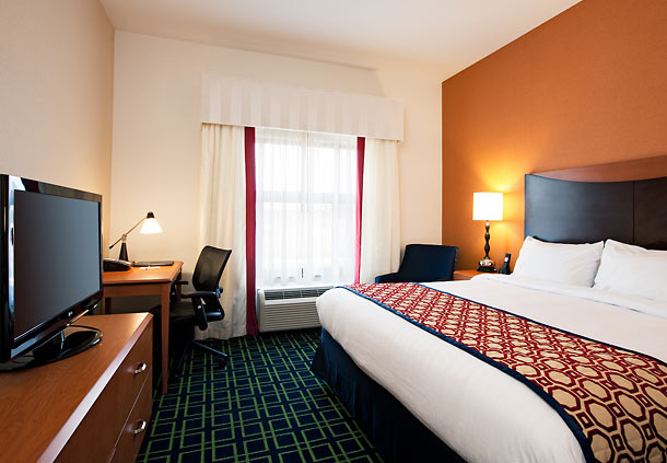 Fairfield Inn & Suites by Marriott South Bend at Notre Dame image 18