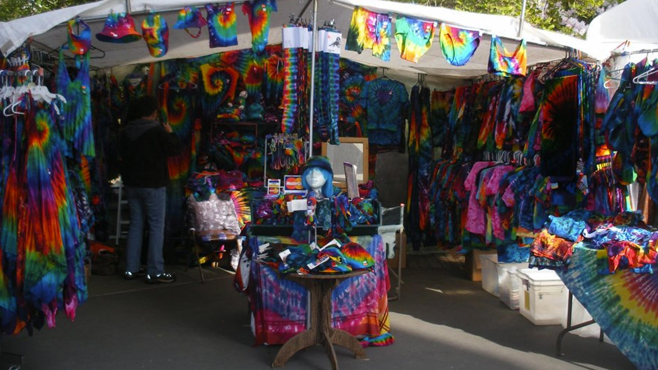Tye Dye Everything image 0