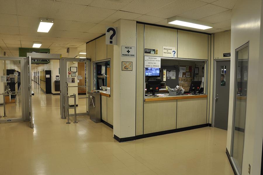 Centre de l'Activité Physique du Cégep de Sherbrooke in Sherbrooke