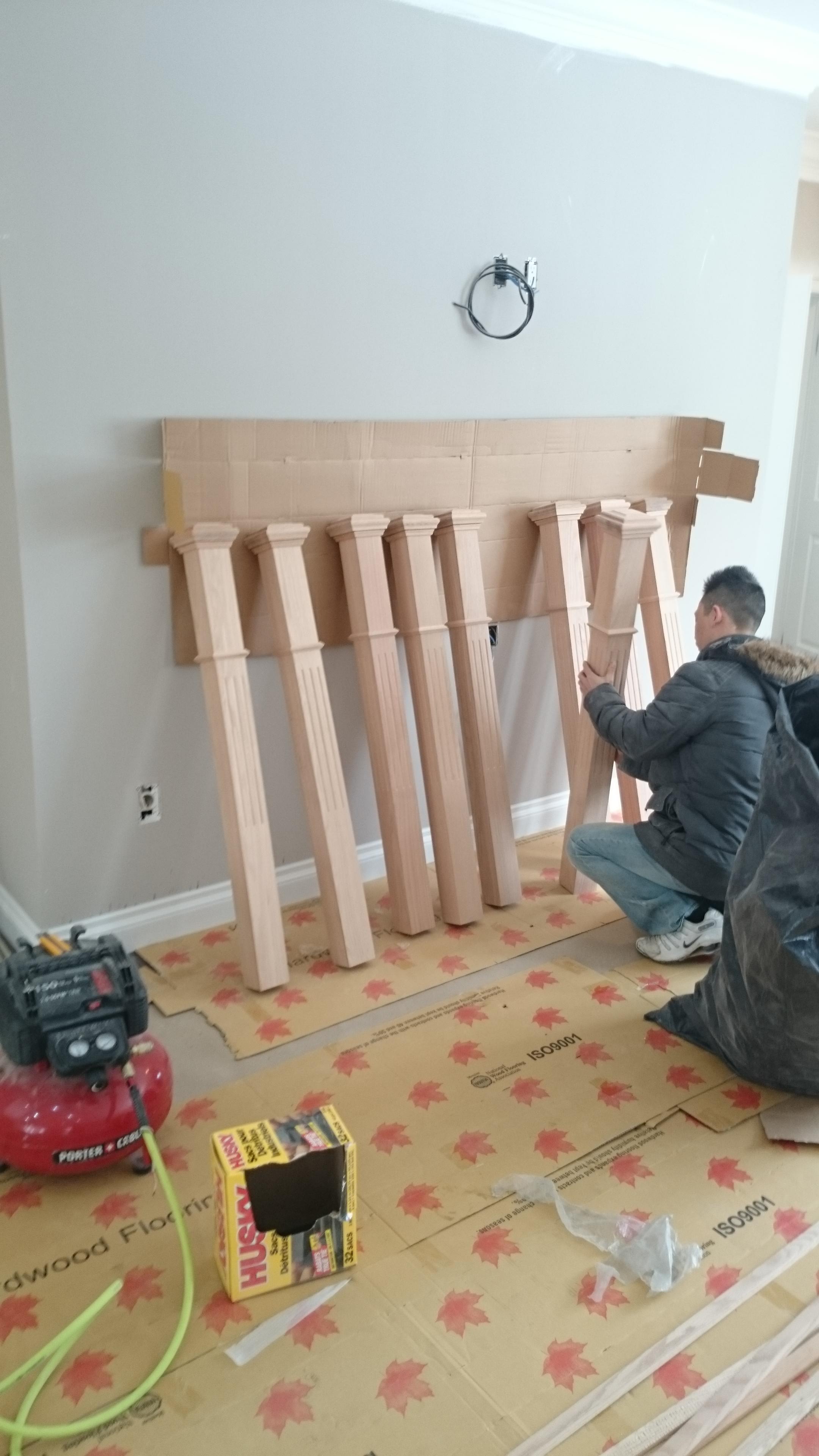 Terry's Hardwood Flooring