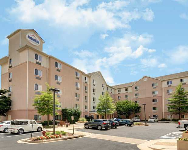 Extended Stay Hotels Near Dulles