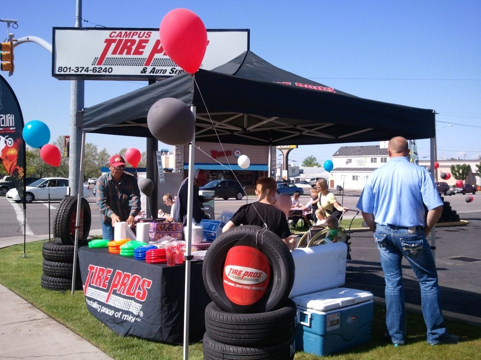 Campus Tire Pros