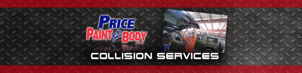Price Paint & Body LLC image 0