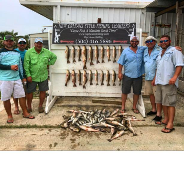 New Orleans Style Fishing Charters LLC image 30
