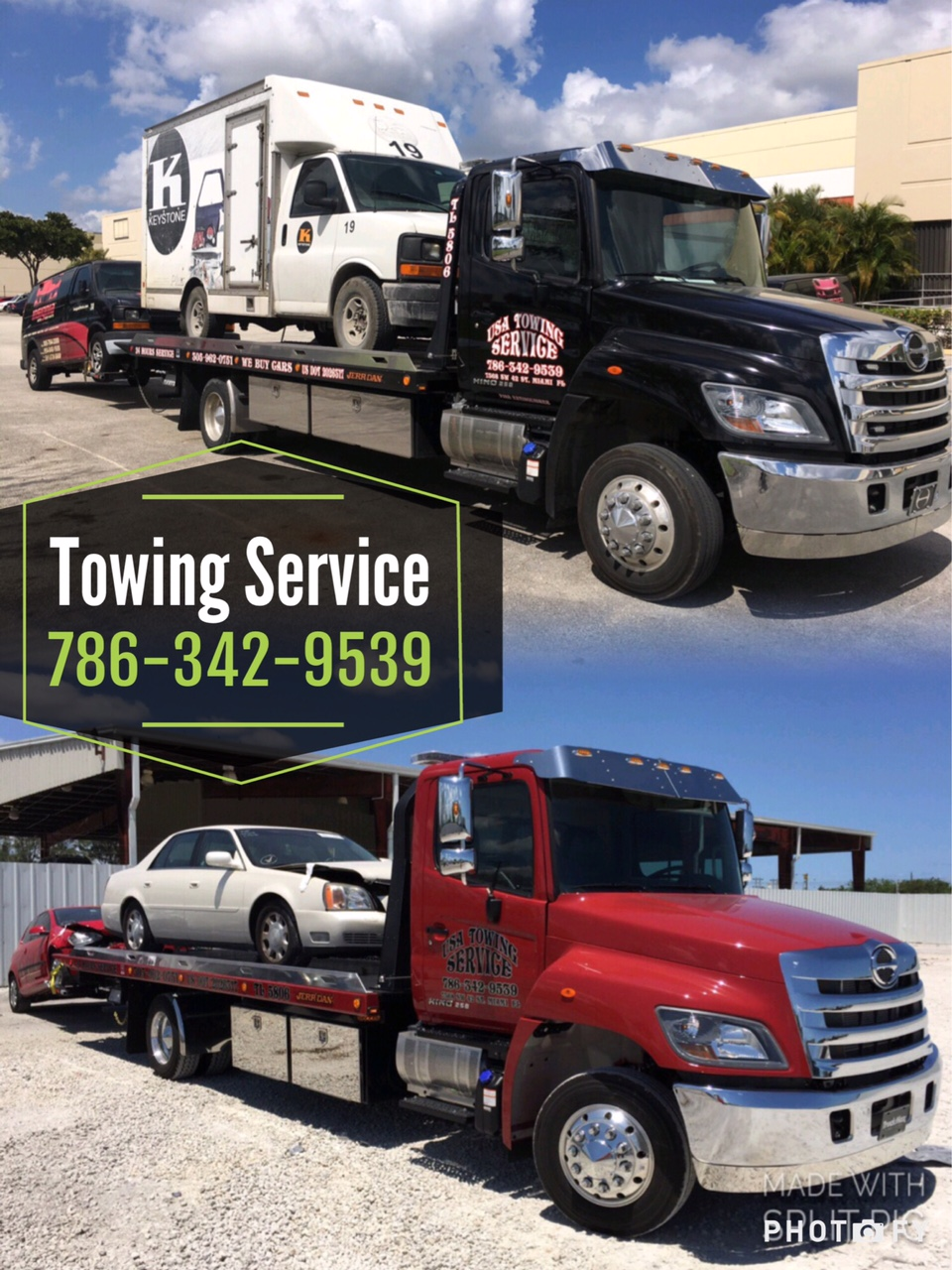 USA Towing- Cash For Junk Cars - Auto Transport - Miami, FL 33134