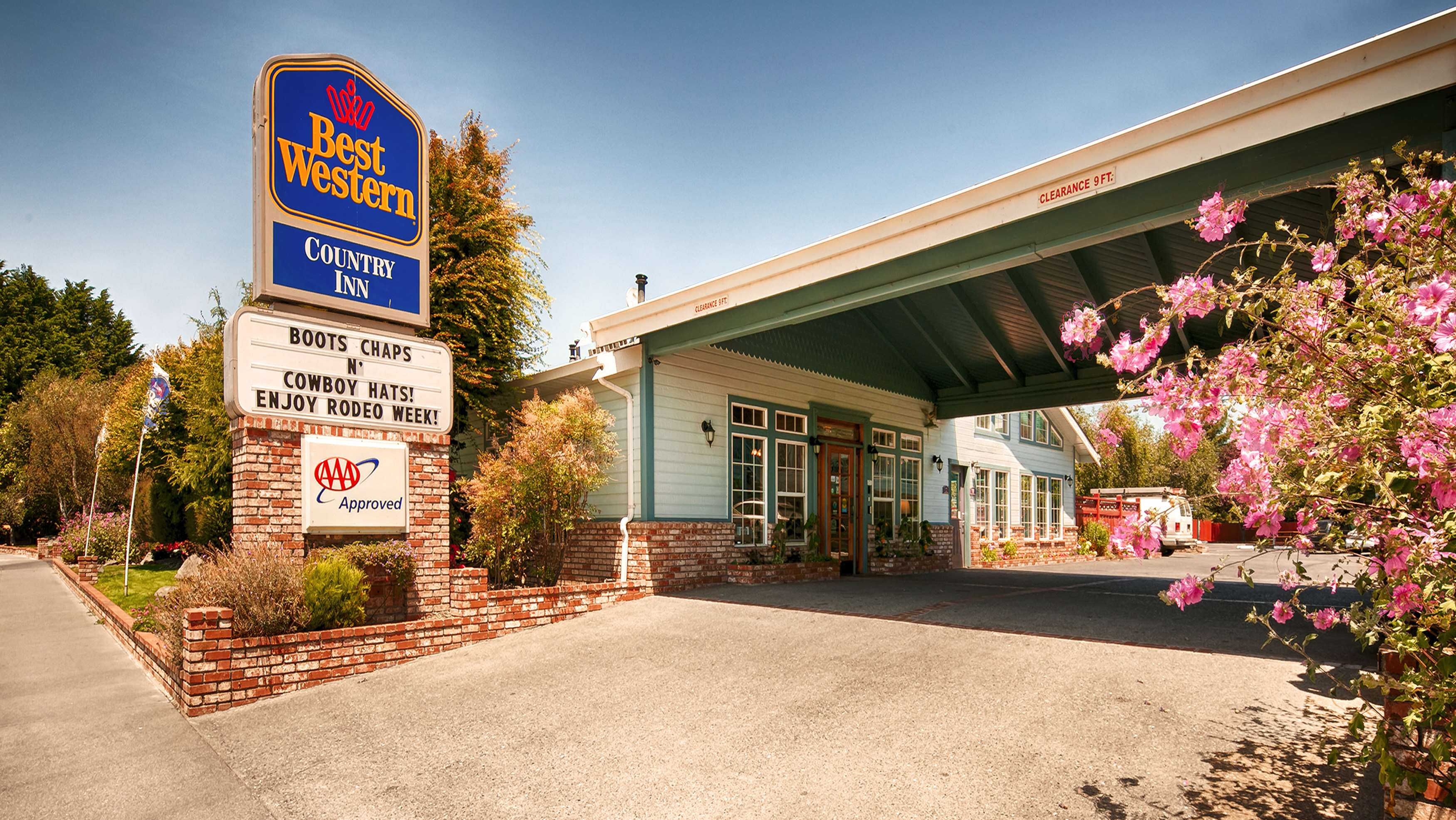 Fortuna Ca Hotels Motels