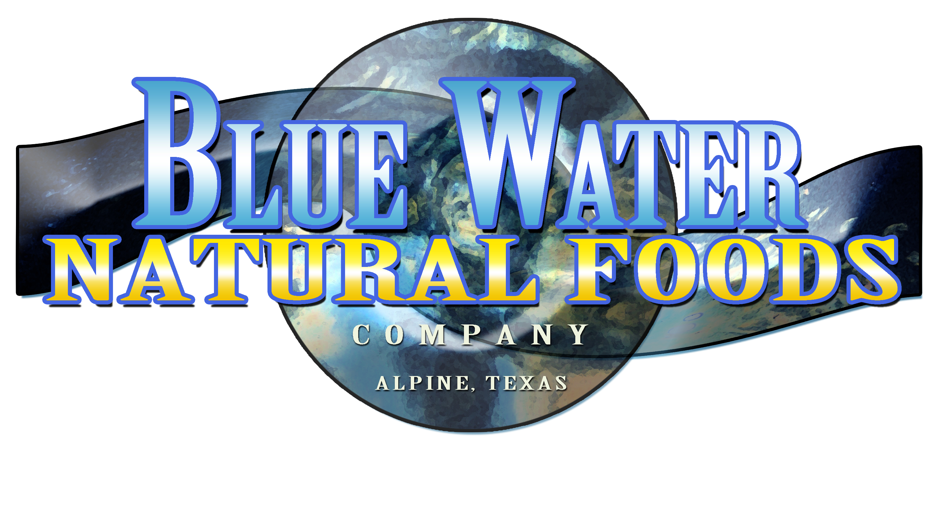 Blue Water Natural Foods Company - ad image