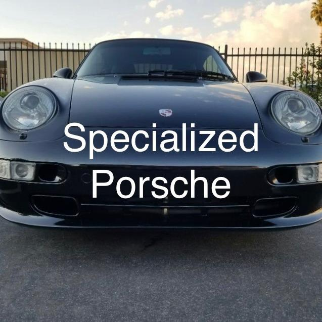 Specialized Porsche image 1