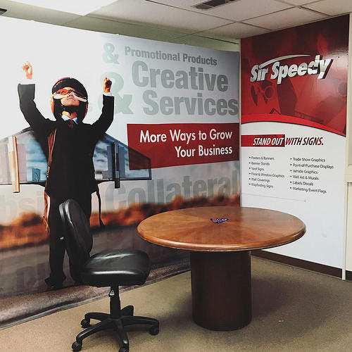 Sir Speedy Print, Signs, Marketing image 1