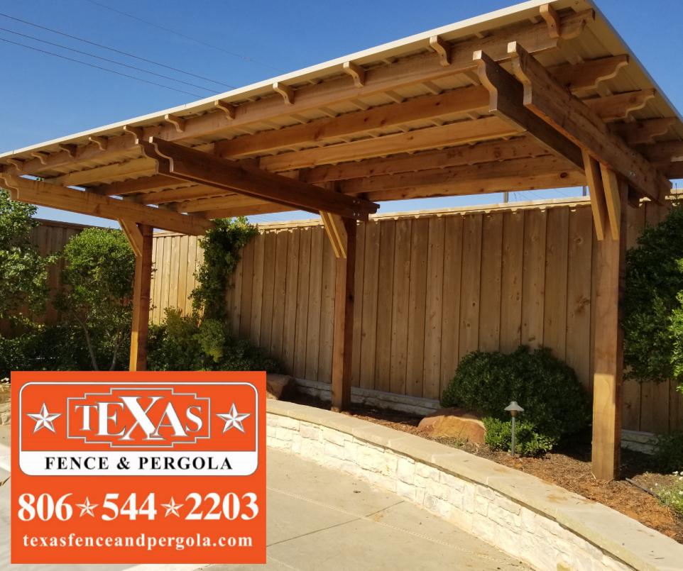 Texas Fence and Pergola image 8