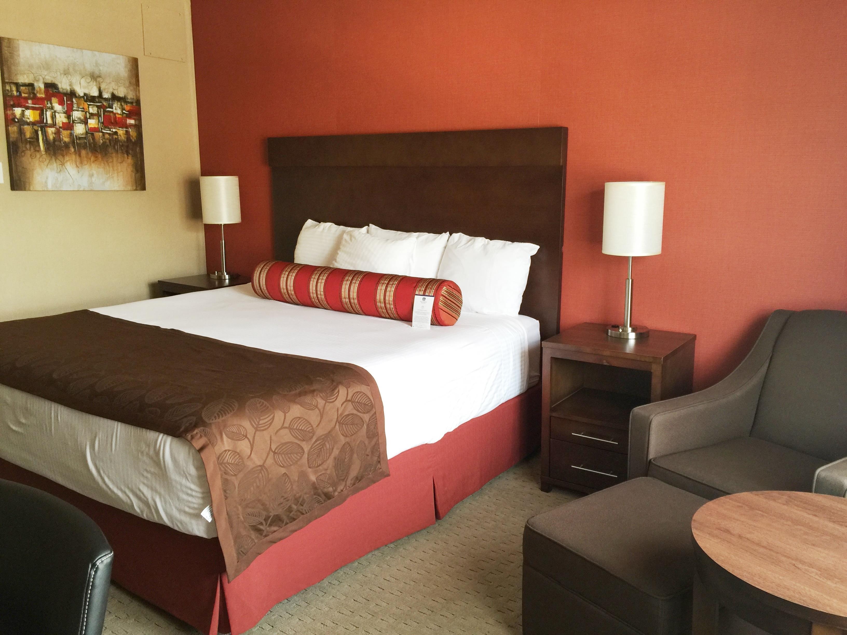 Best Western Terrace Inn in Terrace: Queen Guest Room