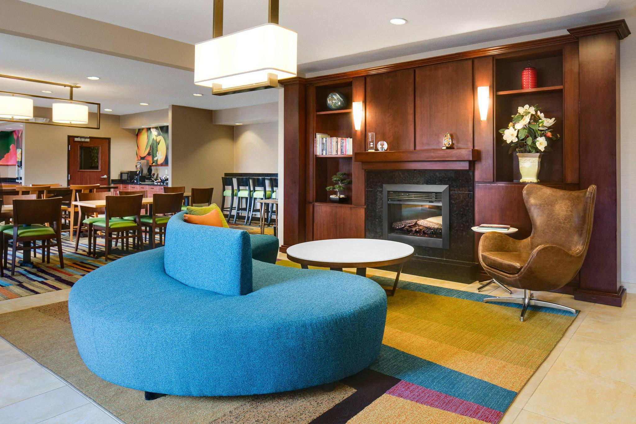 Fairfield Inn & Suites by Marriott Kansas City Olathe