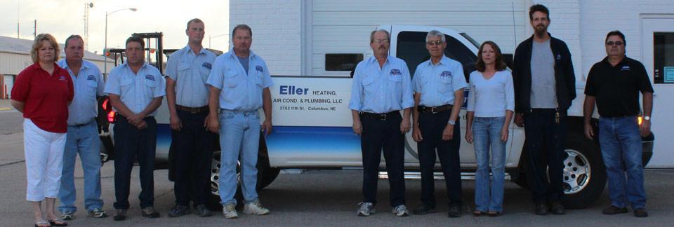 Eller Heating, Air Conditioning & Plumbing LLC image 1