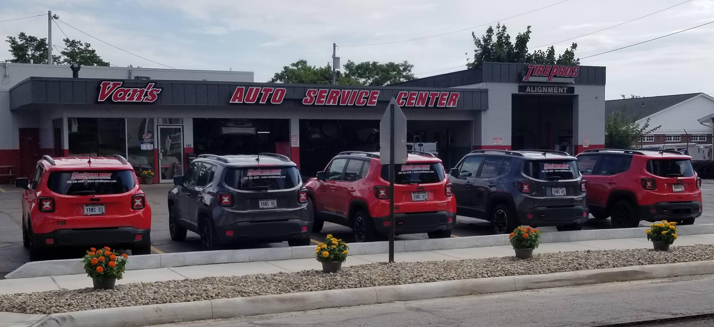 Van's Auto Service & Tire Pros image 3