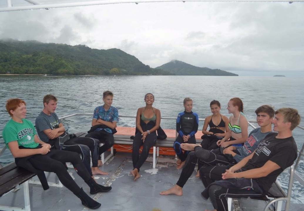 Kids Sea Camp/Family Dive Adventures image 4