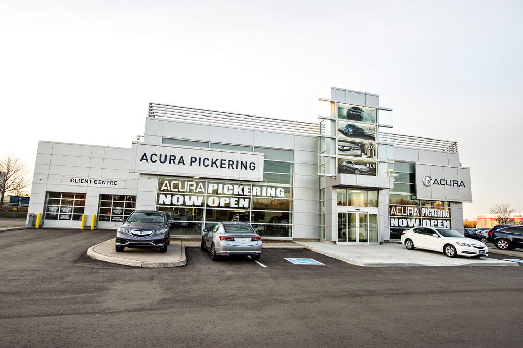 Acura Pickering in Pickering