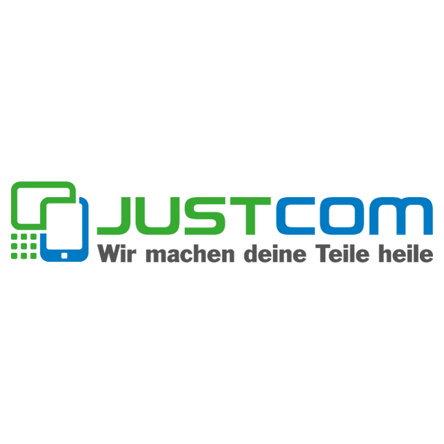 Logo von JUSTCOM Handy Reparatur - iPhone, iPad, MacBook, Notebook, Huawei und Samsung Eppendorf