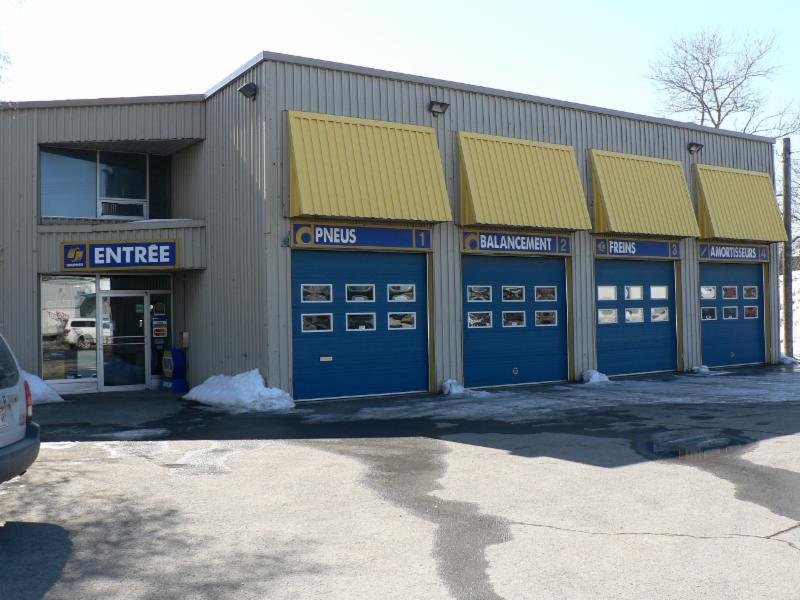 Atelier de Pneus Houde à Québec
