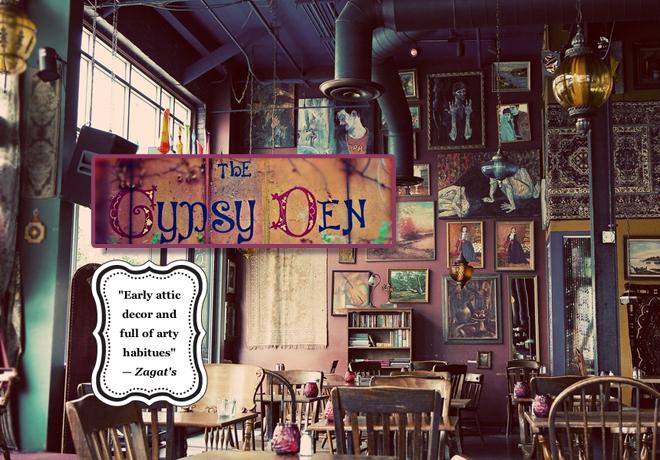 Gypsy House Cafe Hours