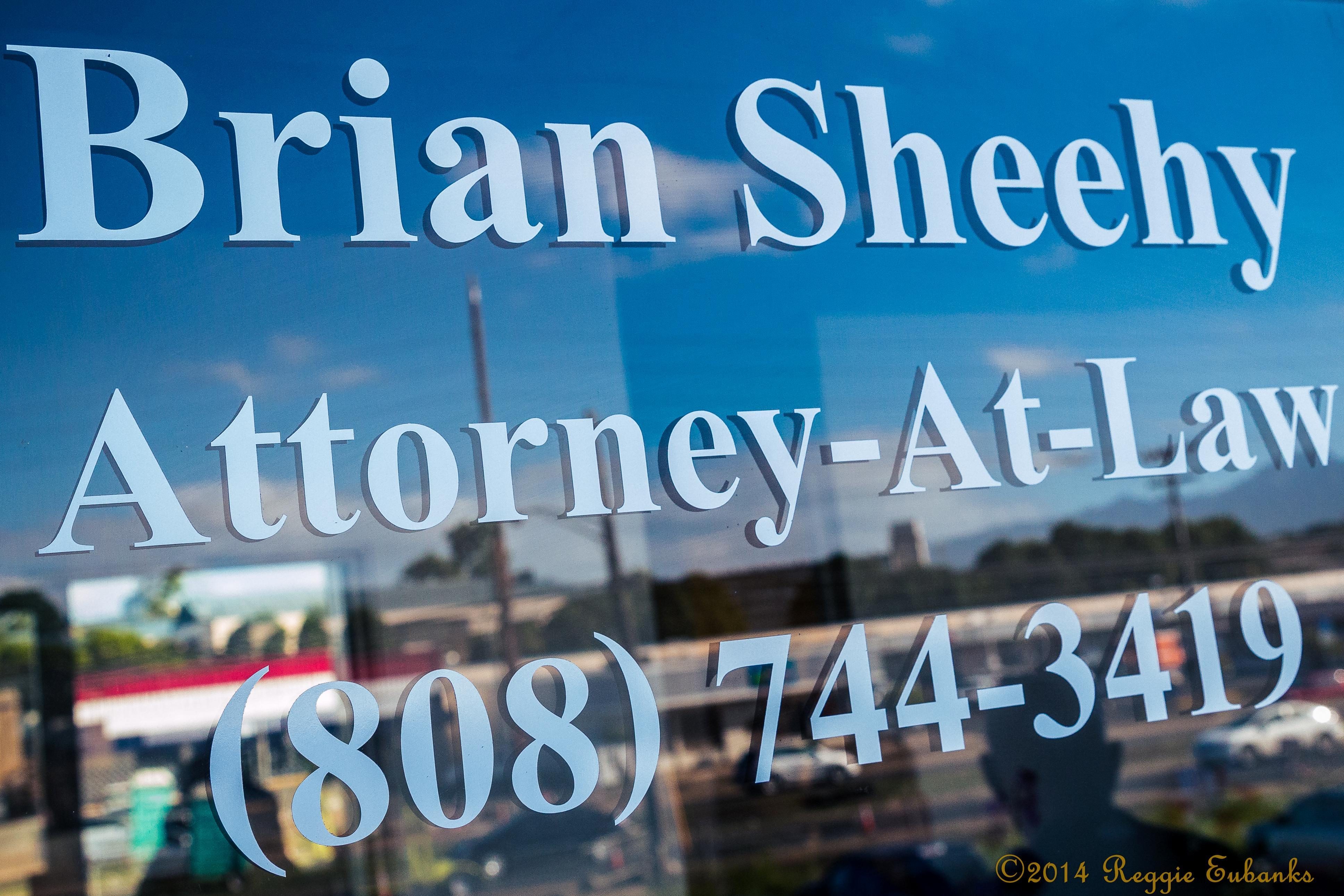 Brian Patrick Sheehy - ad image