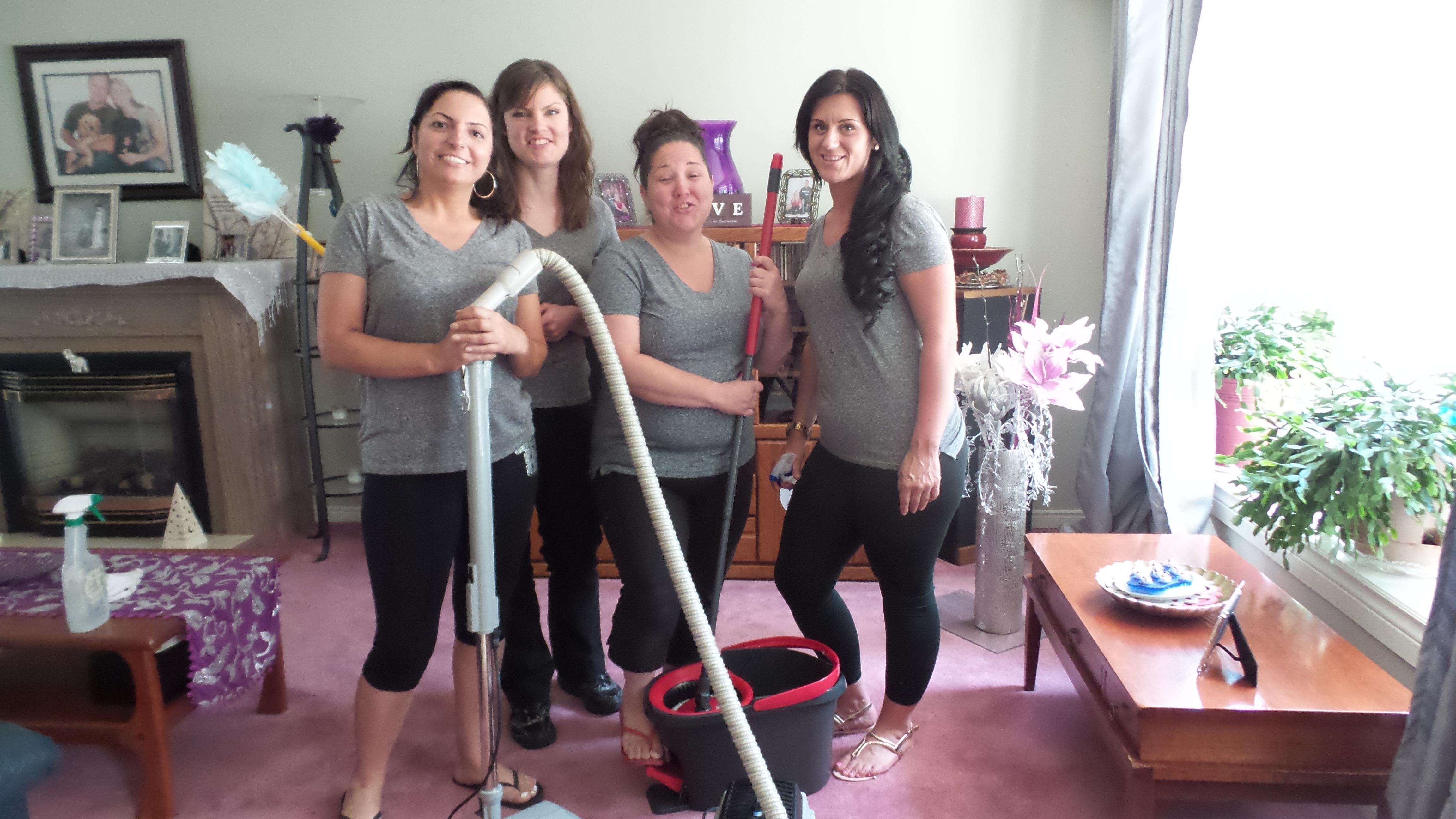 Sparkle & Shine Custom Residential Cleaning Service