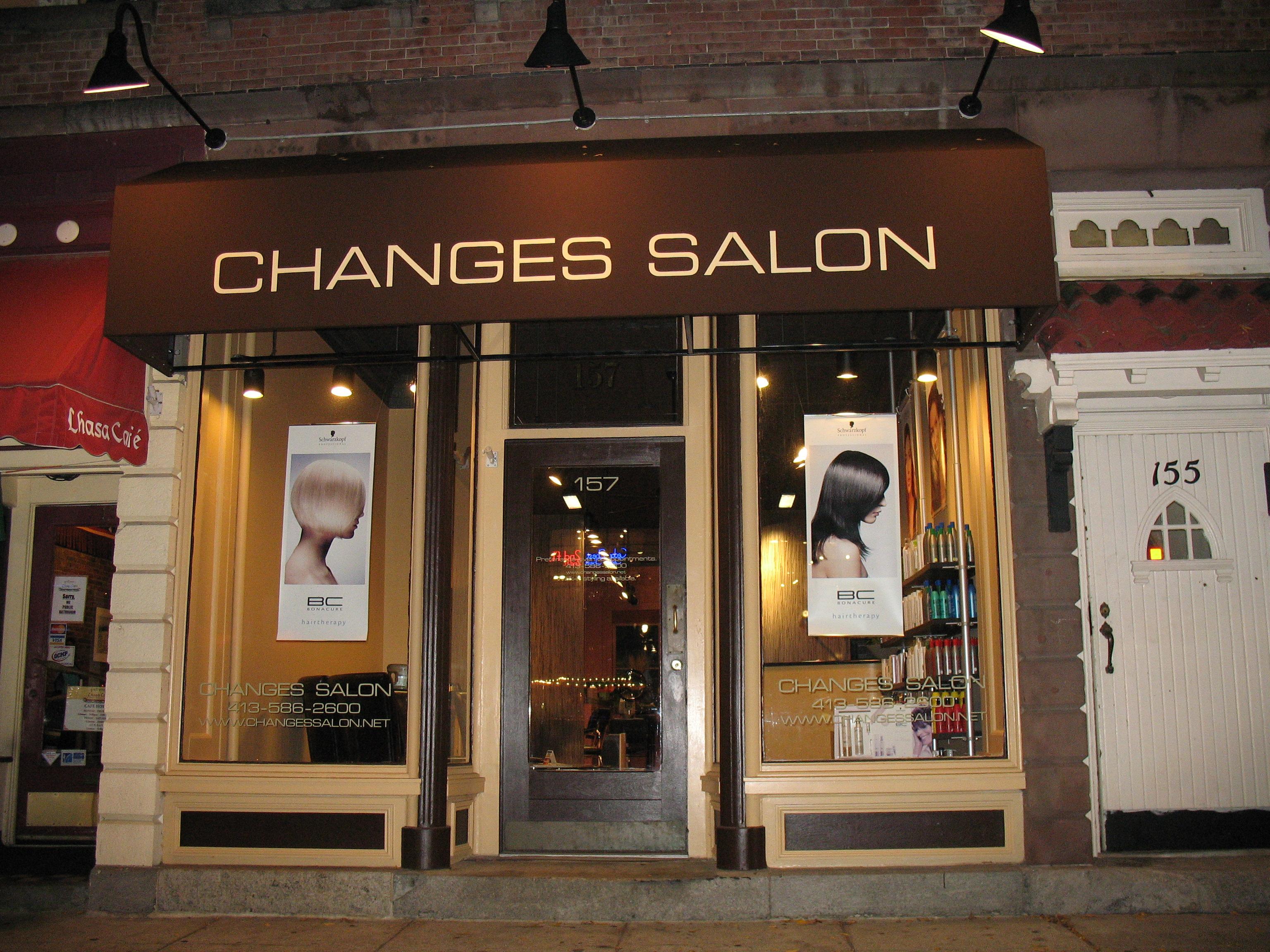 Changes Salon