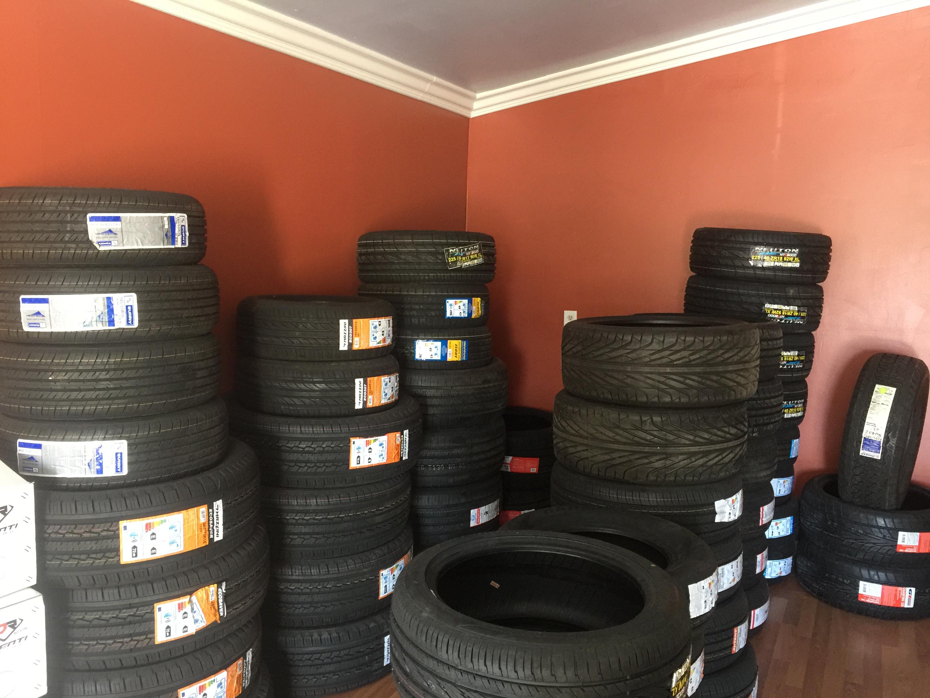 Gonzalez Wheels & Tires image 4