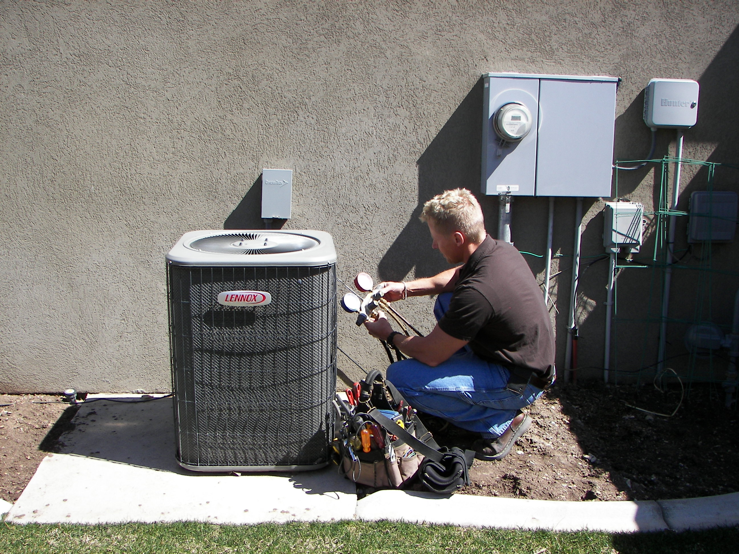 Hill Heating and Air image 1