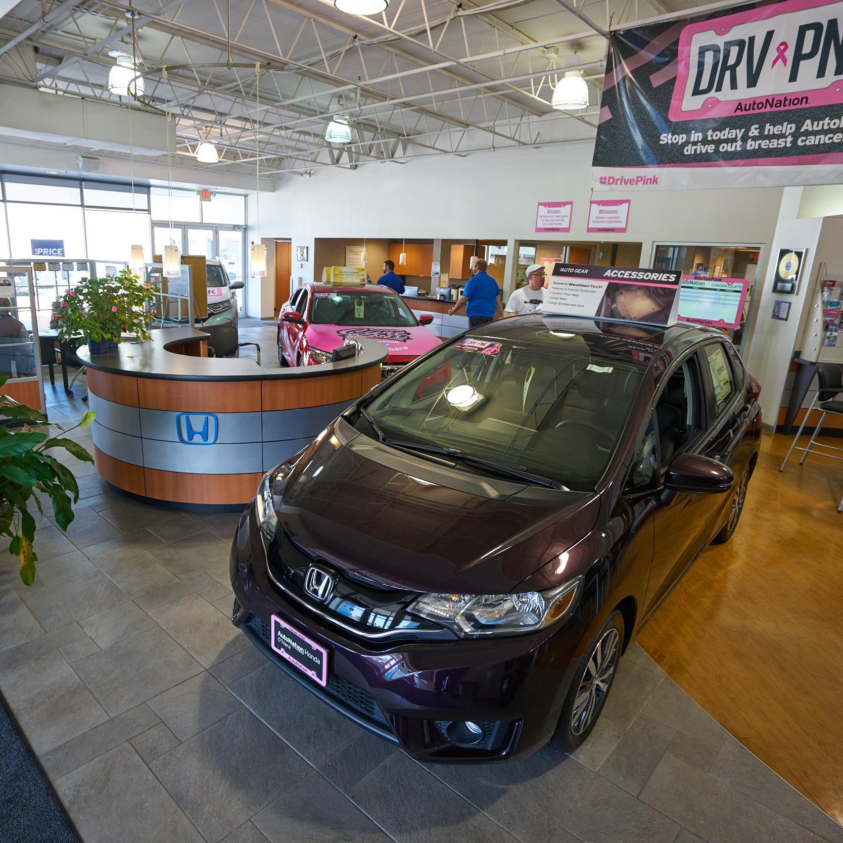 Autonation Honda Thornton Road Home: AutoNation Honda O'Hare 1533 S River Rd Des Plaines, IL