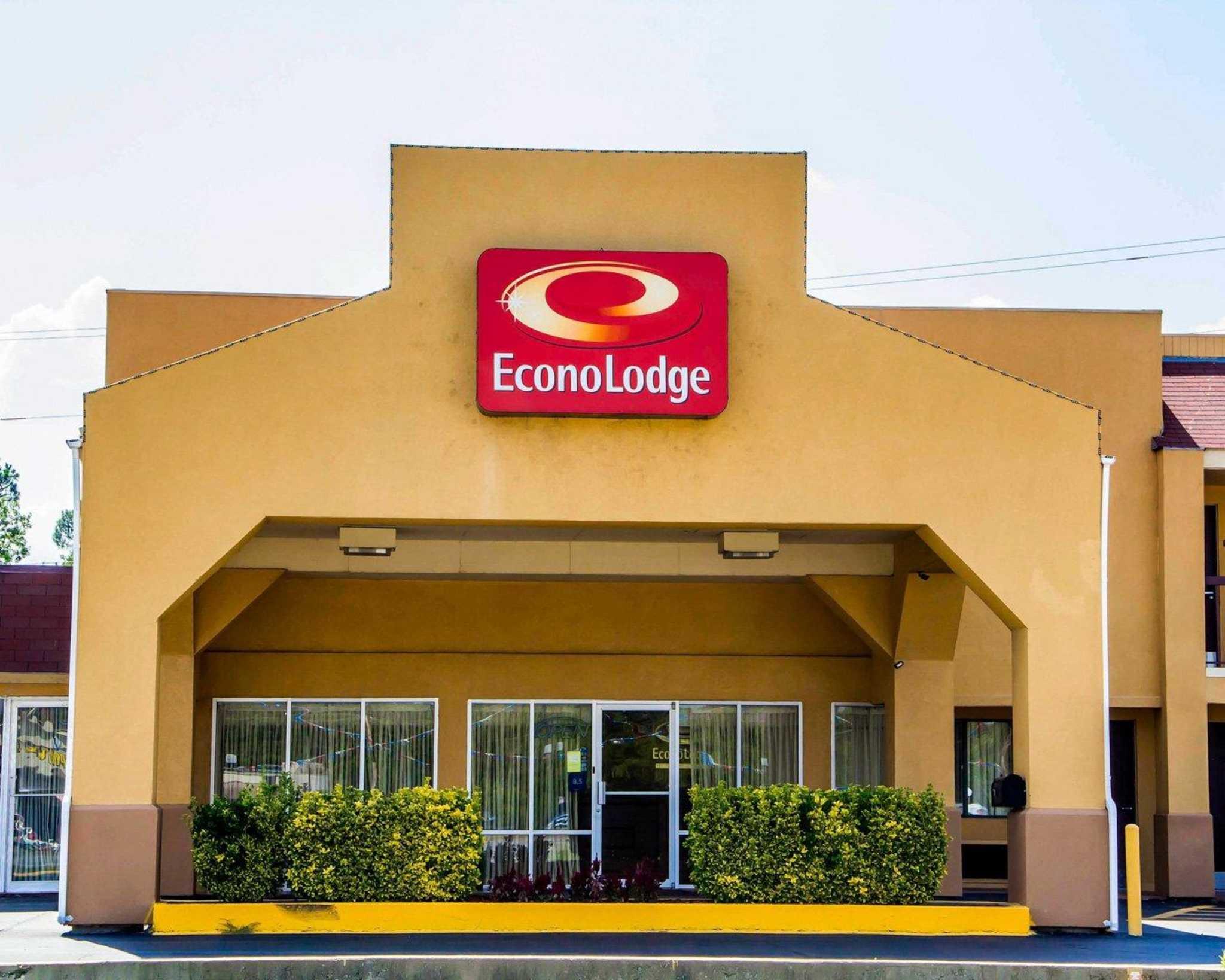 Econo Lodge McAlester image 1