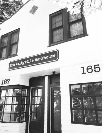 Long Island Coworking Space and Private Office Suites Building in Amityville, NY