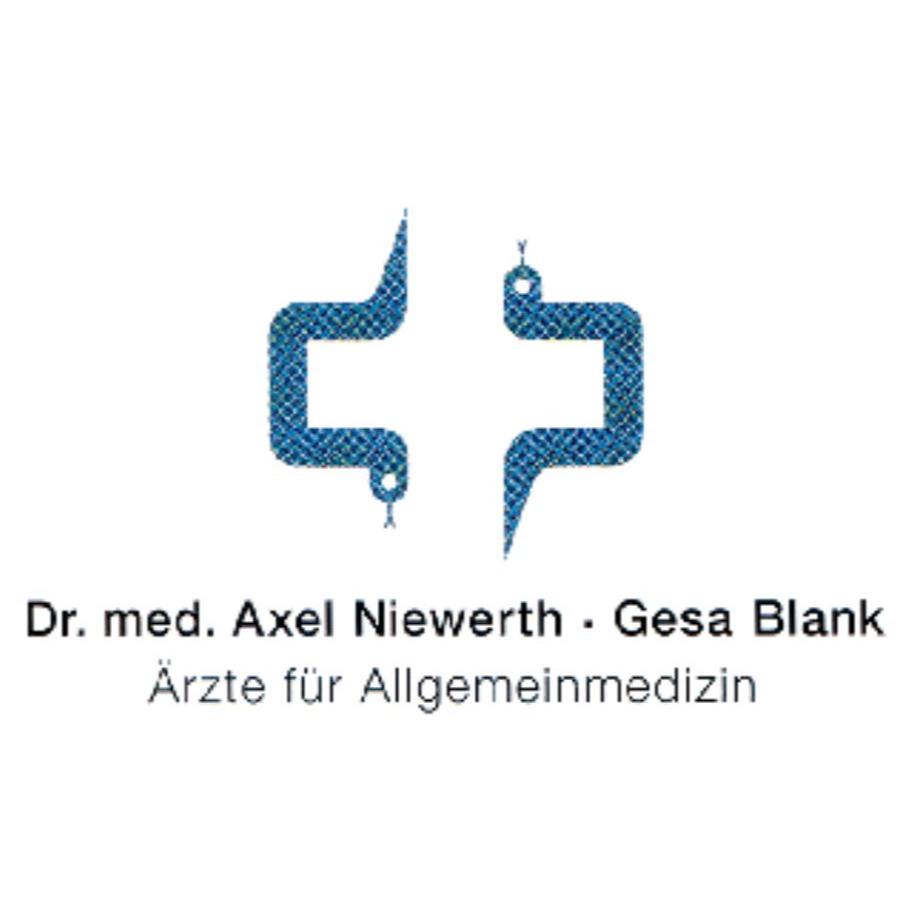 Logo von Dr. med. Axel Niewerth & Gesa Blank Fachärzte für Allgemeinmedizin