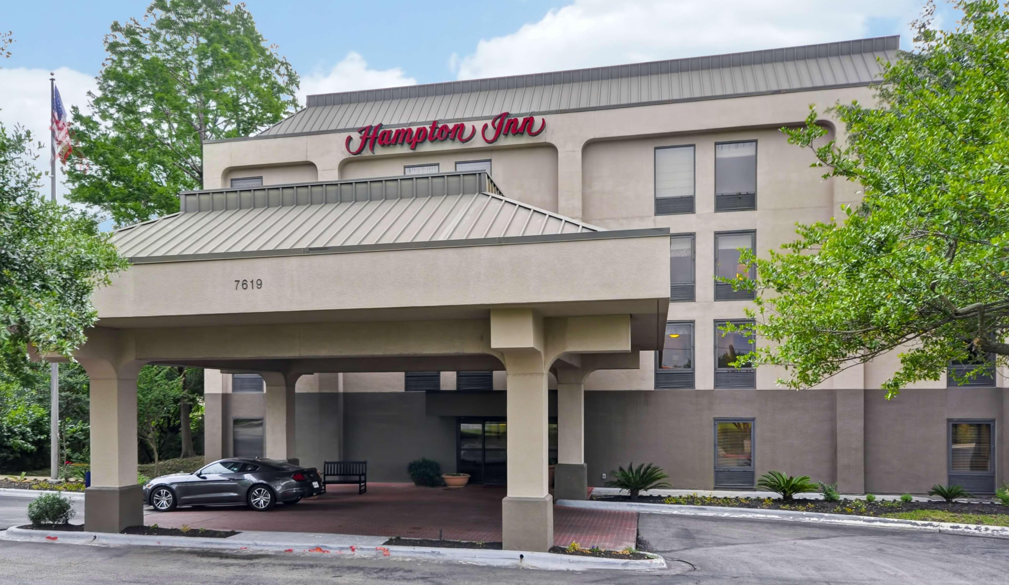 Hampton Inn Austin-North @ I-35 & Hwy 183