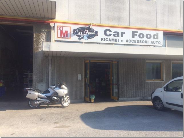 Car Food Rimini
