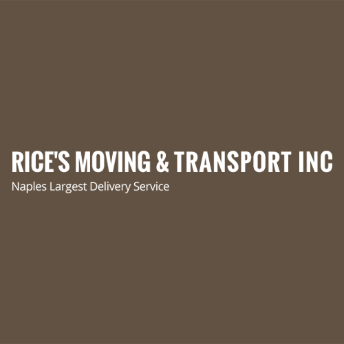 Rice's Moving & Transport Inc
