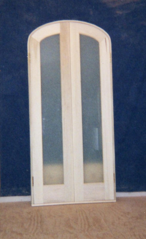 Jim illingworth millwork llc in adams ny 315 232 3 - Arched interior doors with glass ...