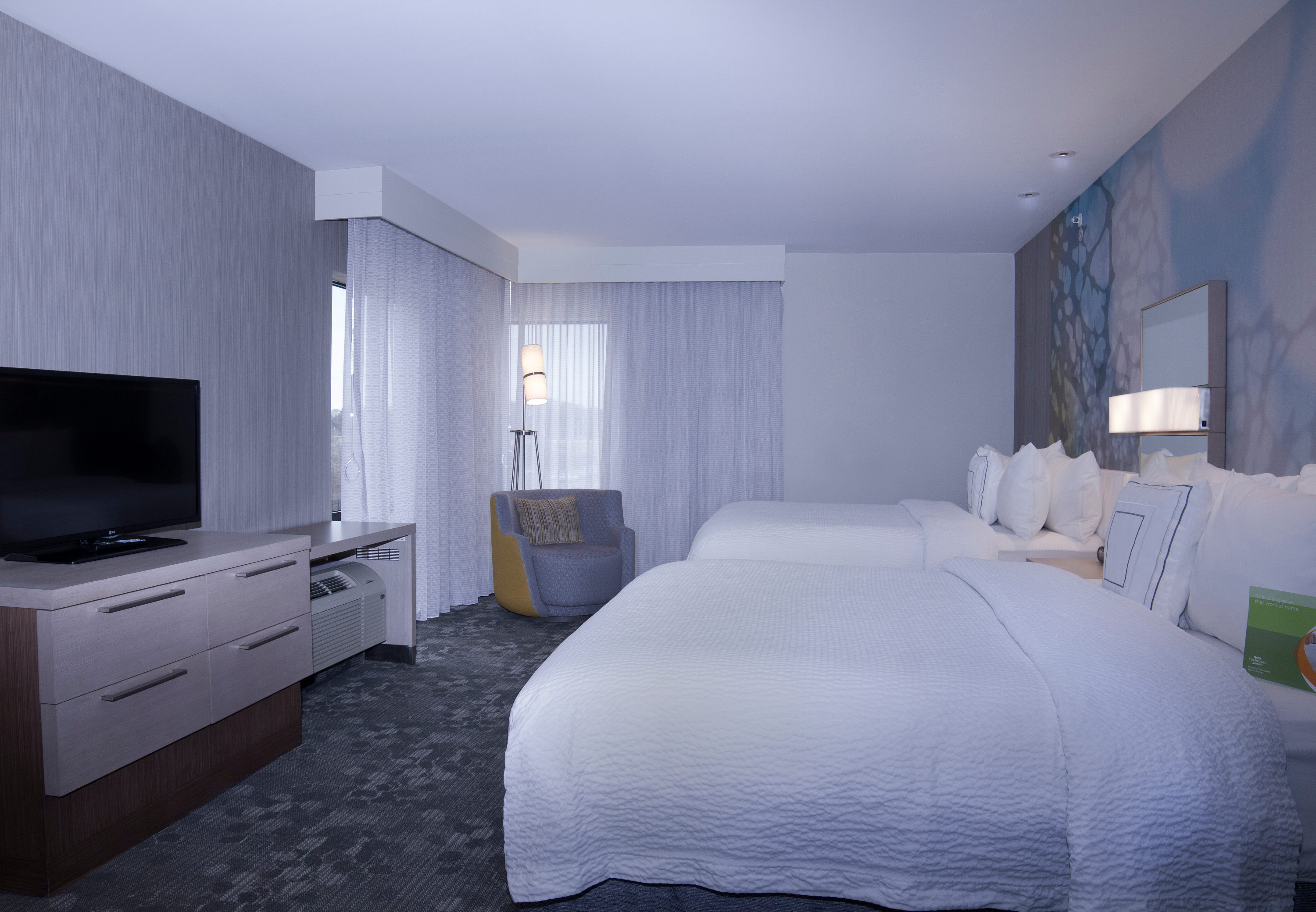 Courtyard by Marriott Jackson Airport/Pearl image 3