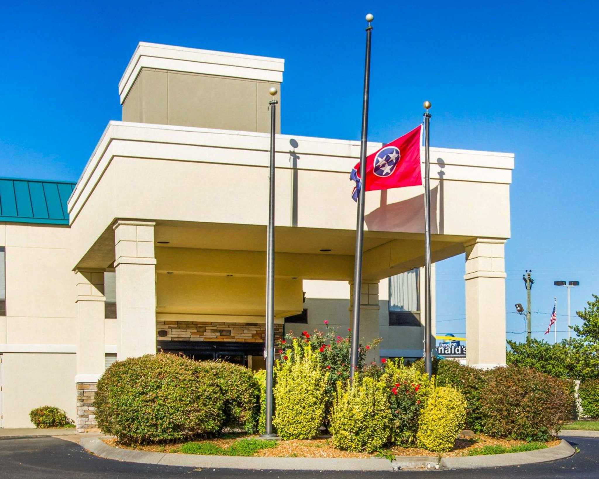 Hotels Near Winfield Dunn Center Austin Peay Smoke Free Hotel Clarksville Montgomery Business Park Interstate I 24 At Tn 76 2 Floors